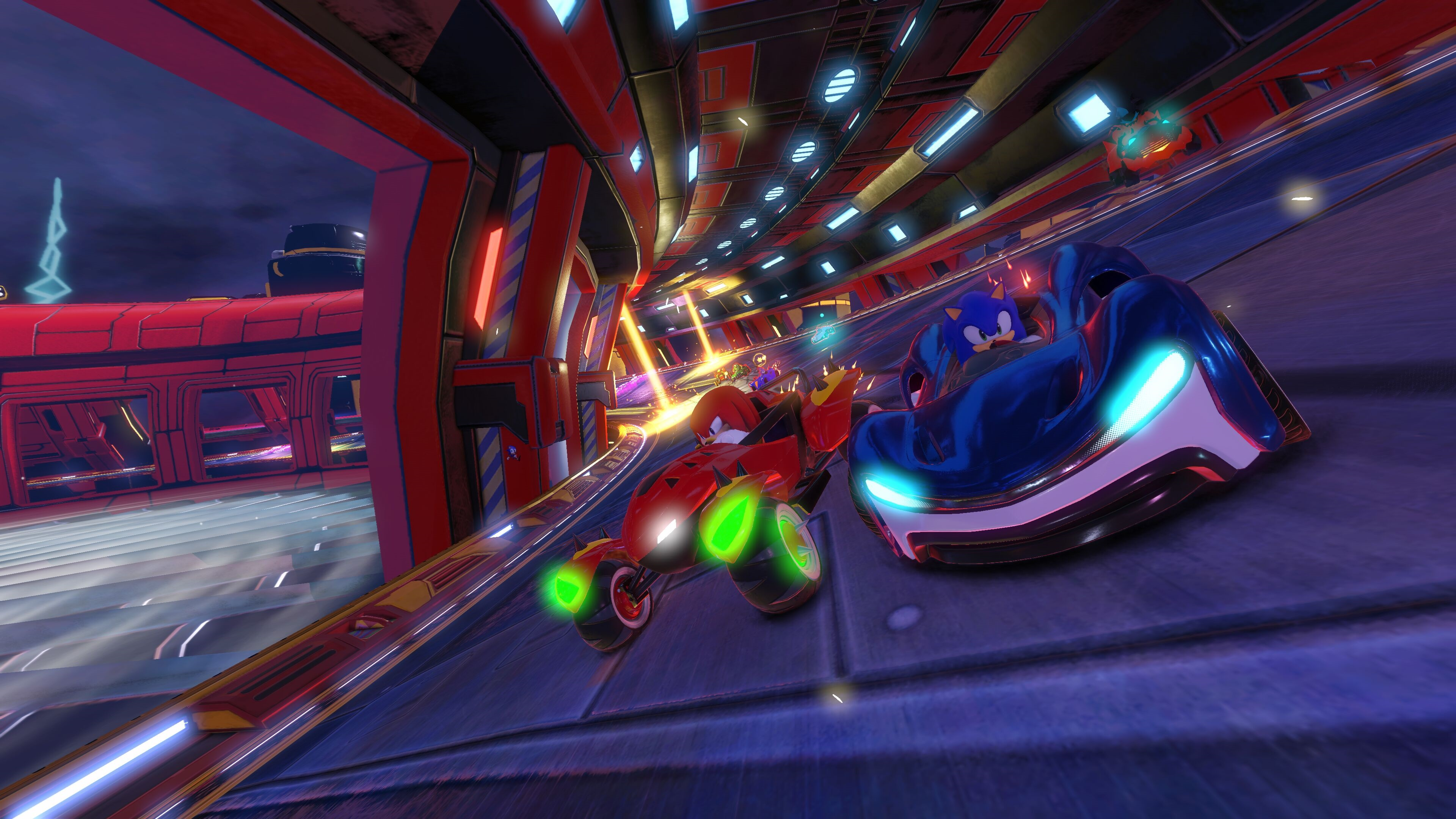 Contest: Get behind the wheel with a PS4 copy of Team Sonic Racing screenshot