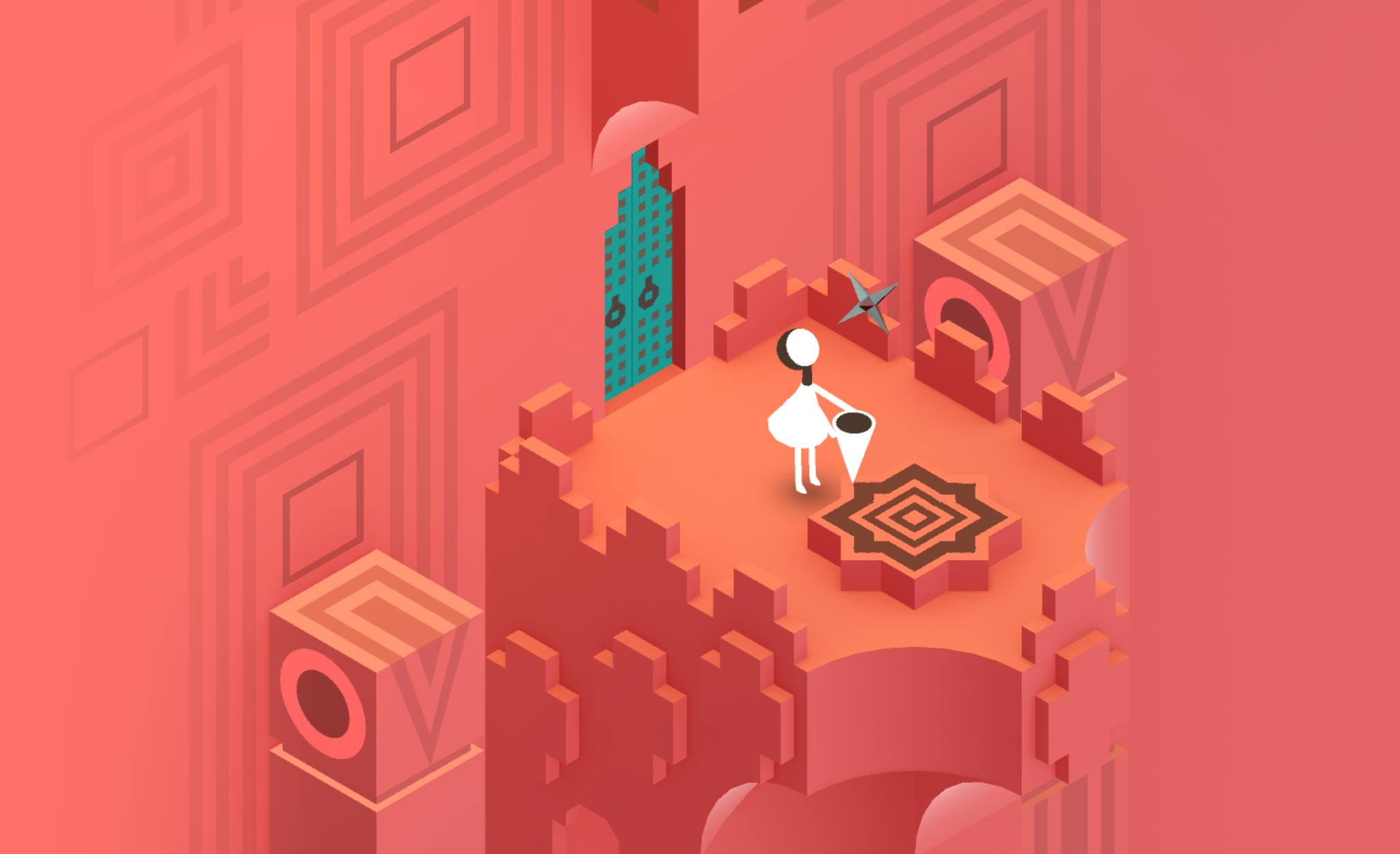 Monument Valley 3 is currently in development screenshot