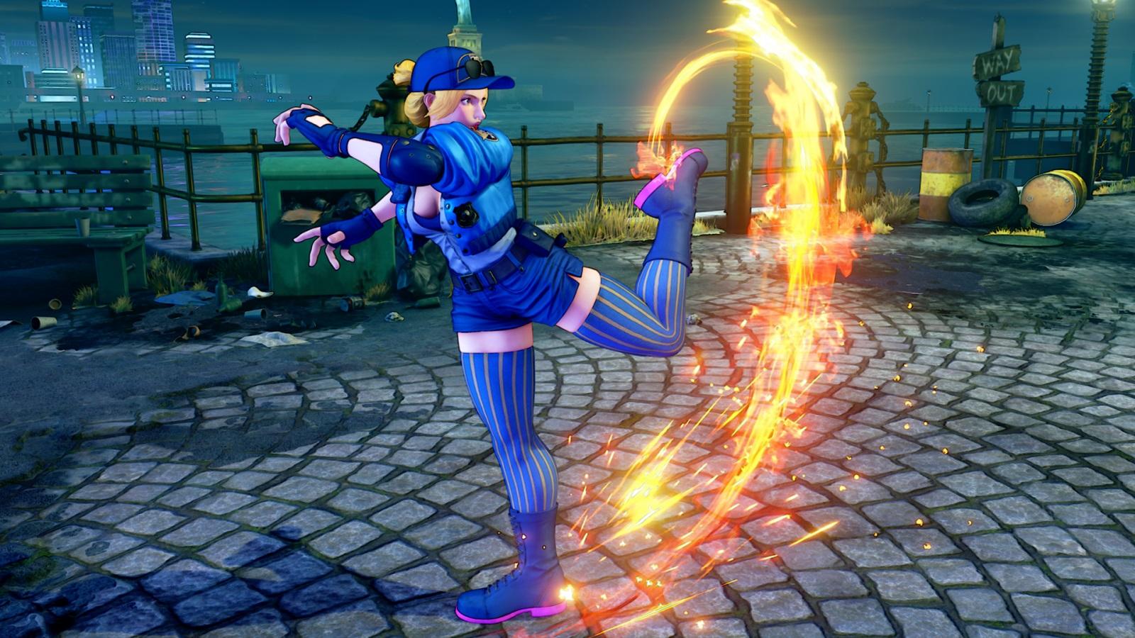 Valve apologizes for leaking Street Fighter V's DLC