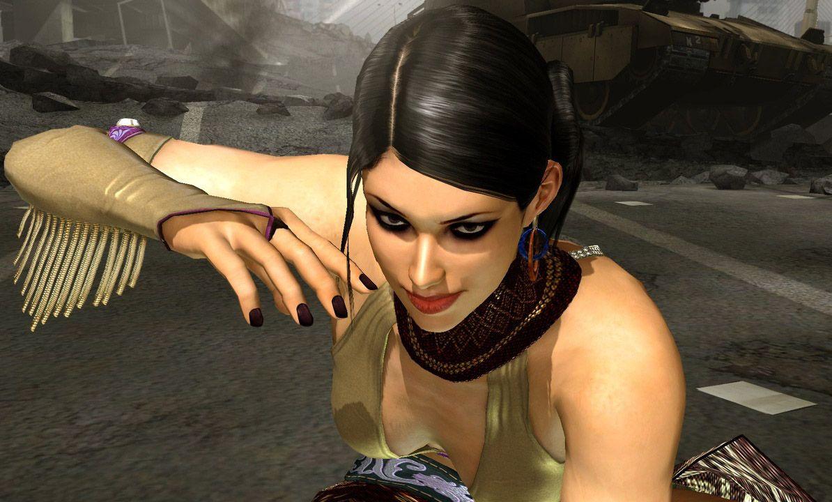 Tekken 7's third season kicks off with Zafina and newcomer Leroy screenshot