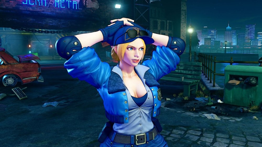 Capcom has more Street Fighter V surprises lined up for this year screenshot