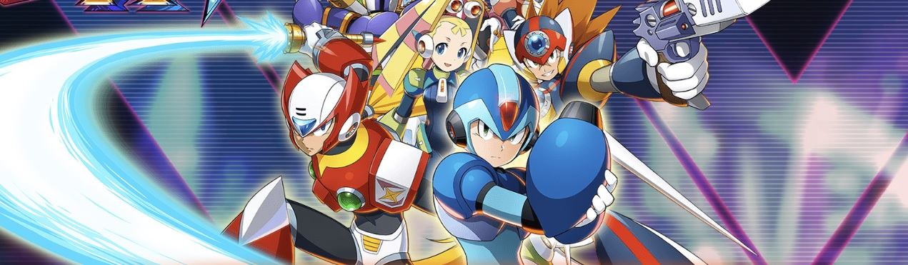 Beta registration for the Mega Man X mobile game is open