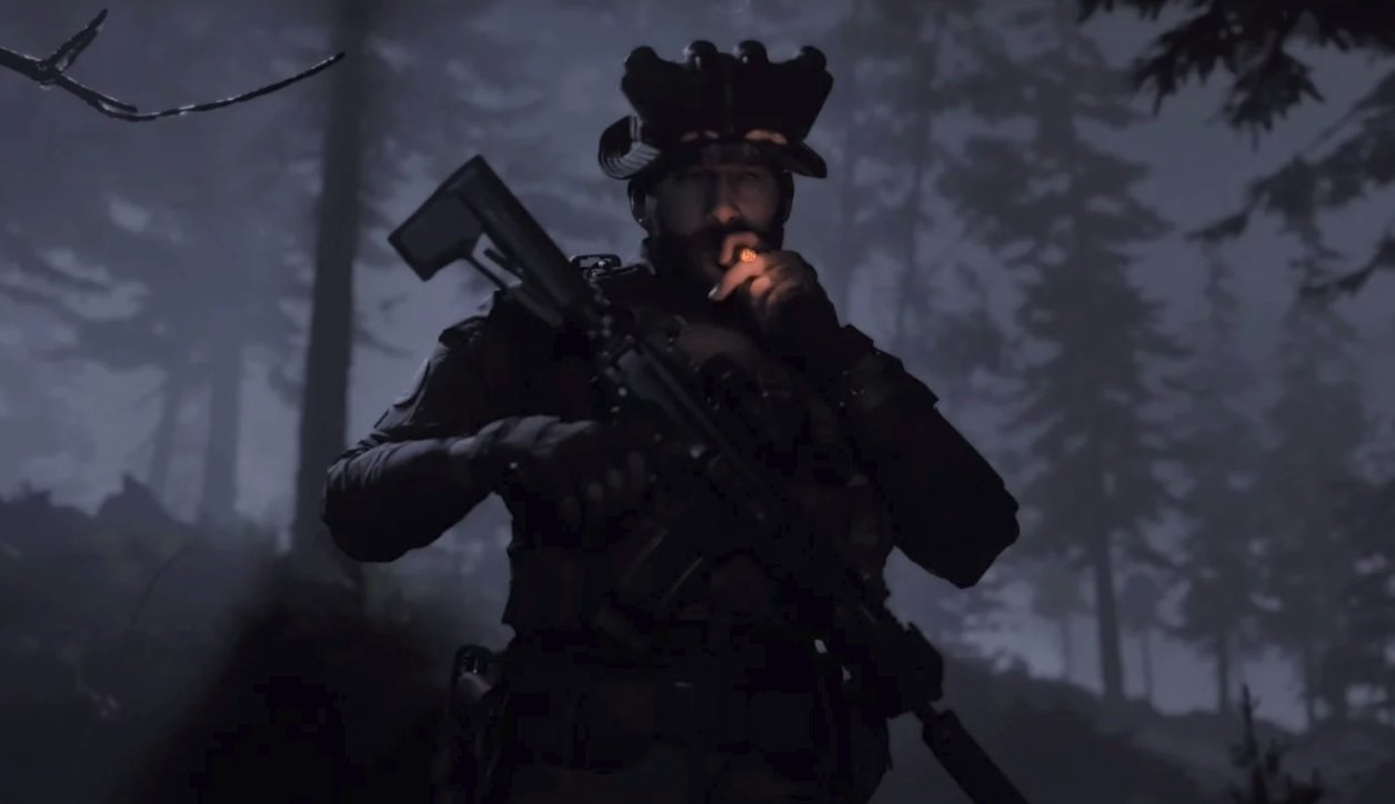 We'll likely get our first real look at Call of Duty: Modern Warfare's campaign at Gamescom screenshot