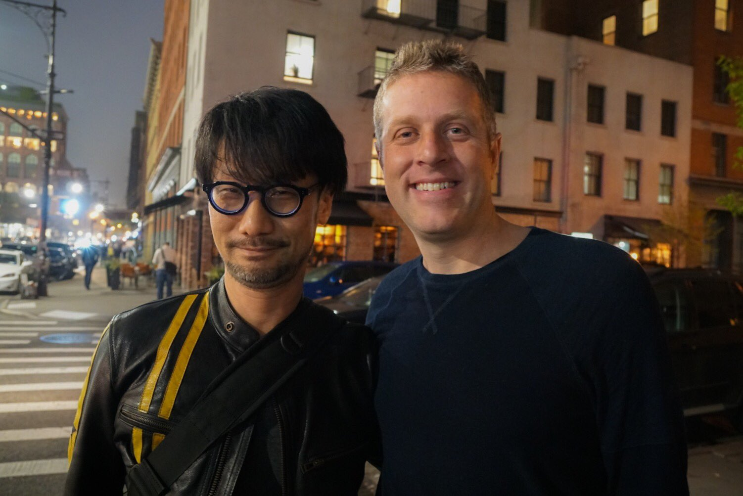 Geoff Keighley's throwing a gamescom presser, and Hideo Kojima is one of the top guests screenshot
