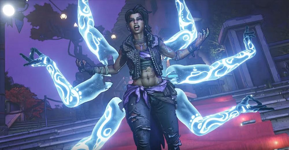 Start a fight with Borderlands 3's superstar siren, Amara screenshot