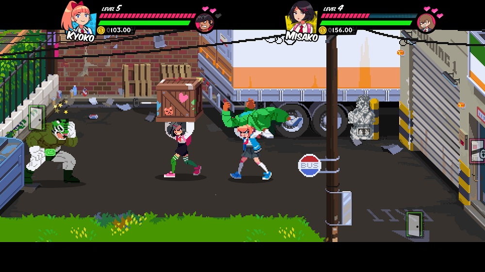 We chatted with WayForward about River City Girls' ass-kicking