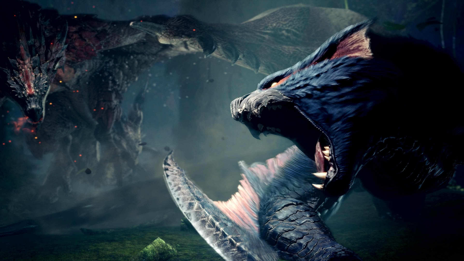 Monster Hunter World: Iceborne top covers are making Japanese PS4s more fearsome screenshot