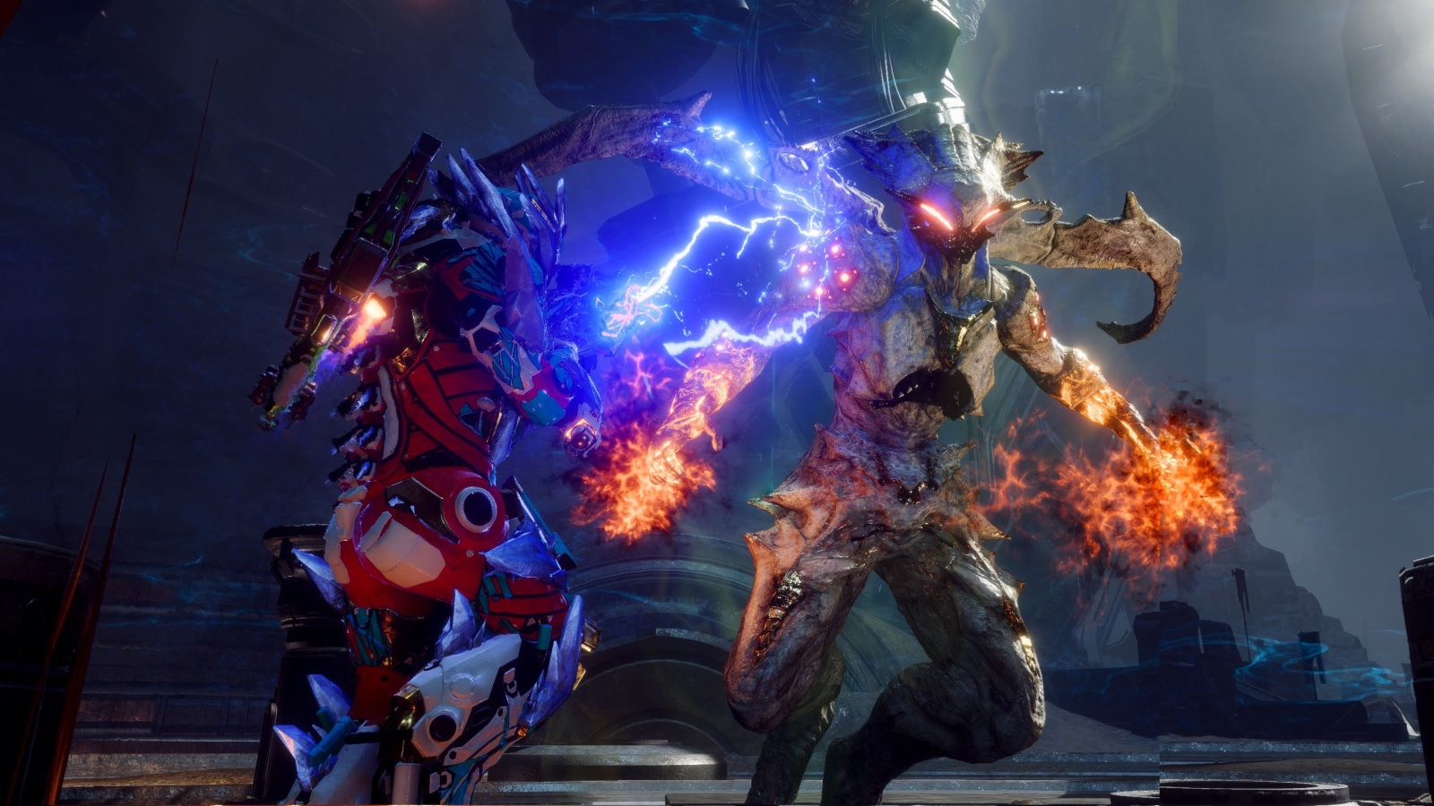 Anthem's Cataclysm event is now live