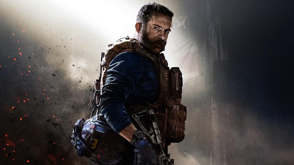 Call of Duty: Modern Warfare console players can use mouse & keyboard screenshot