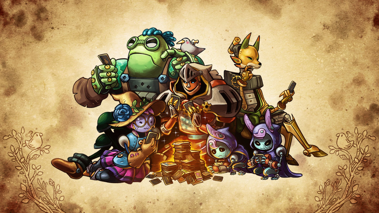 SteamWorld Quest is getting an update so big, the developer is calling it 'version 2.0' screenshot