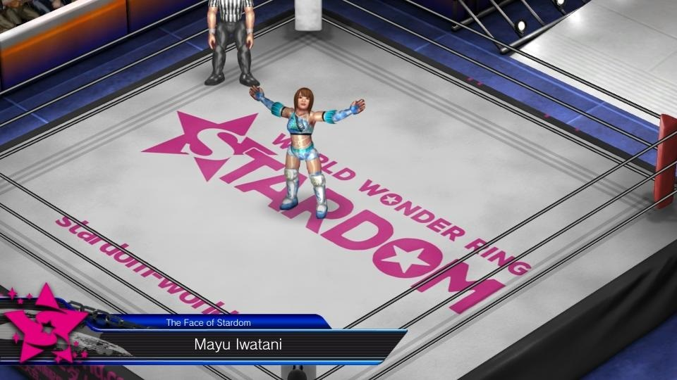 Fire Pro Wrestling World's upcoming DLC welcomes the women of Stardom