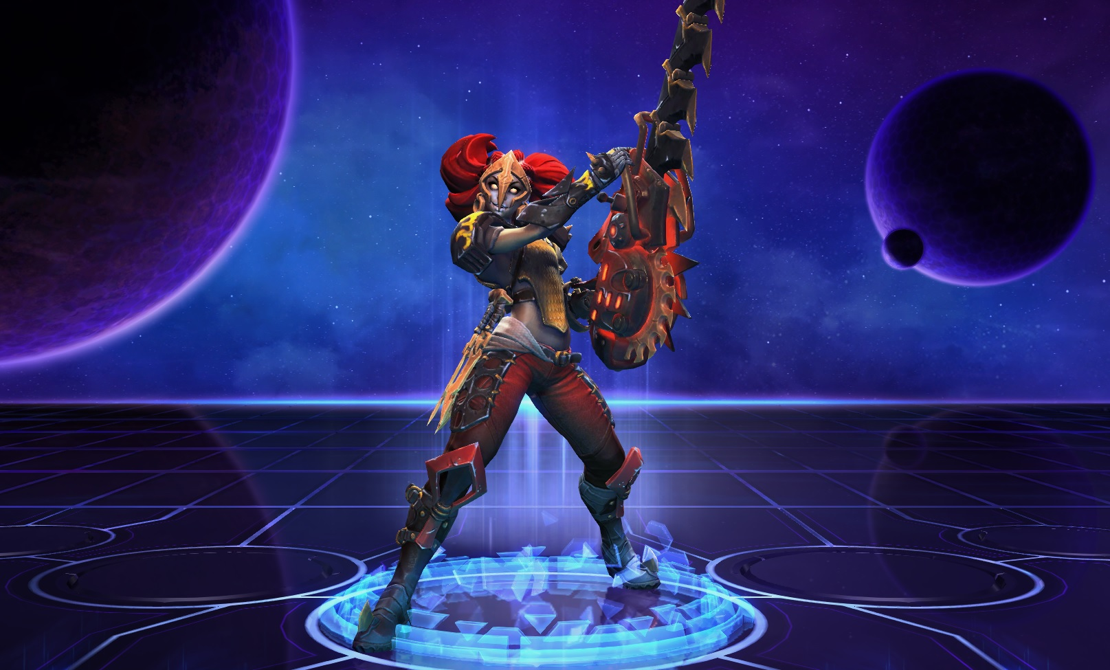 Heroes Of The Storm S Qhira Might Not Be Highly Requested But Her Whip Sword Is Welcome Thank you to everyone for your. heroes of the storm s qhira might not