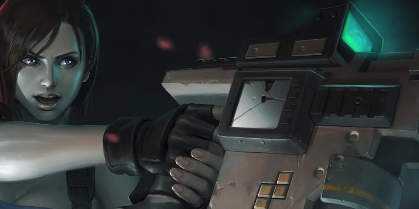 Capcom's card game Teppen adds Jill Valentine into the mix screenshot