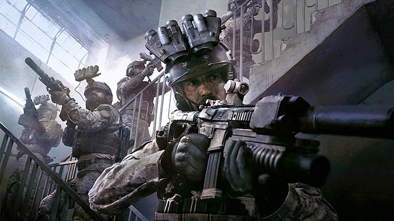 According to Infinity Ward, Call of Duty: Modern Warfare is not political screenshot