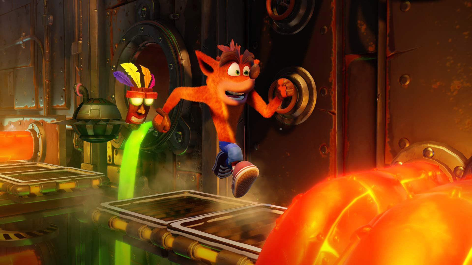 Activision wants to do more remasters thanks to Crash Bandicoot and Spyro screenshot