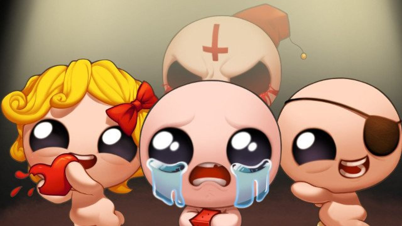 The Binding of Isaac: Four Souls is now available at retail screenshot