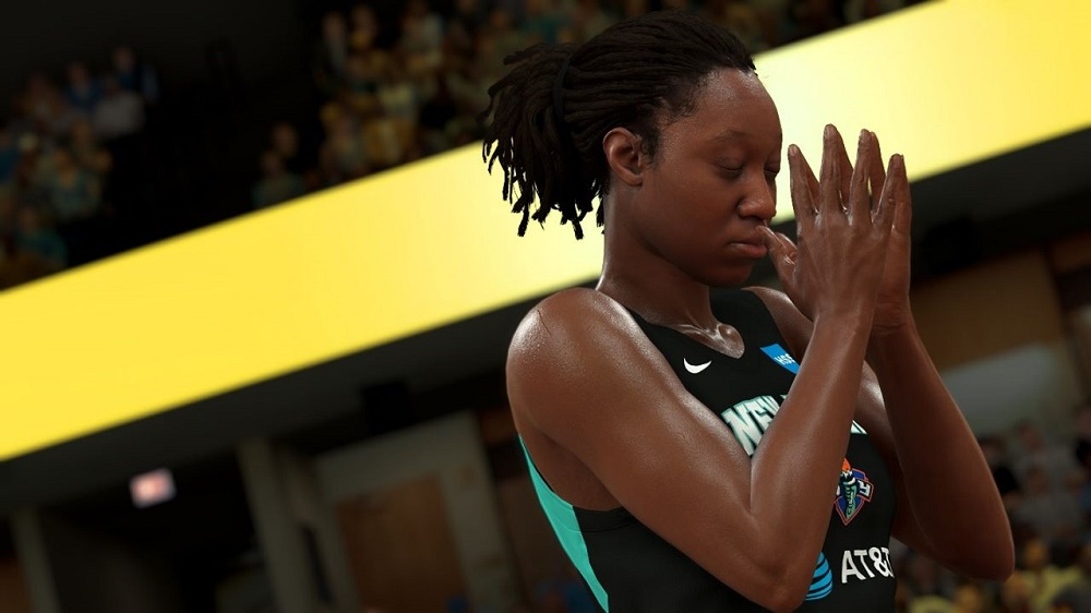 NBA 2K20 to feature the stars of the WNBA for the first time screenshot