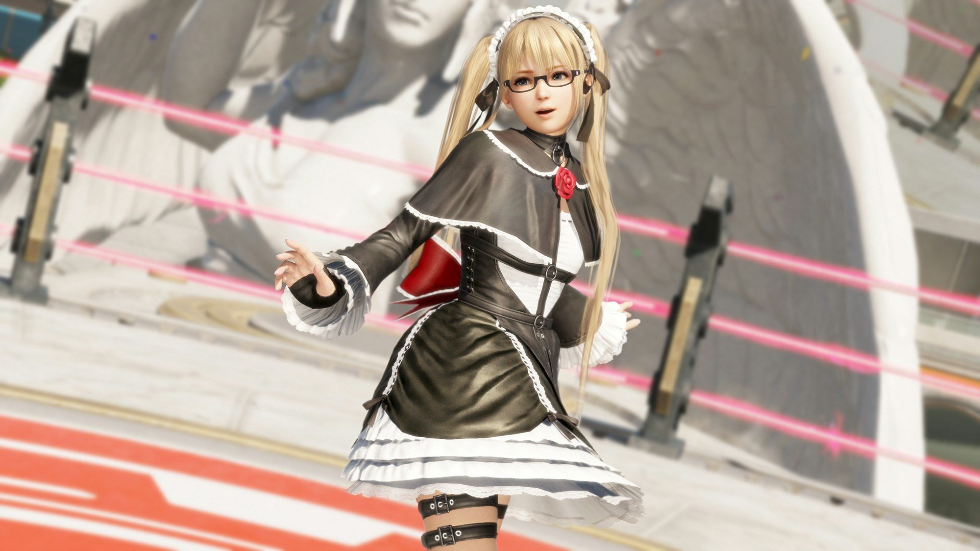 PS4 players will soon be able to purchase Dead or Alive 6 DLC seperately screenshot