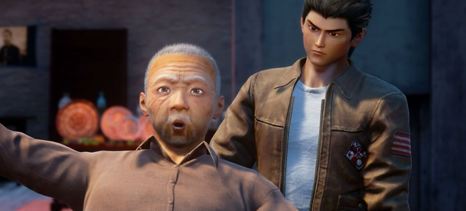 Shenmue 3 is getting a 'one hour' demo next month for backers screenshot