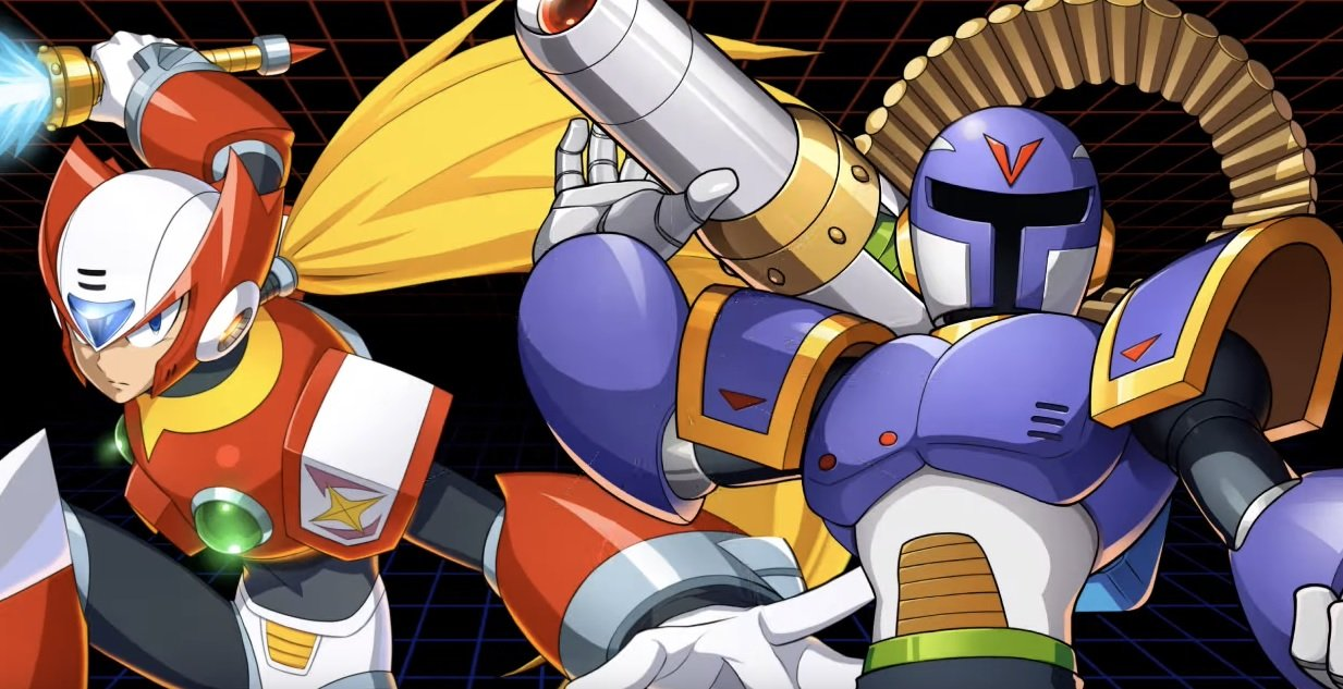 Mega Man X DiVE will have co-op, Zero and Vile team revealed screenshot