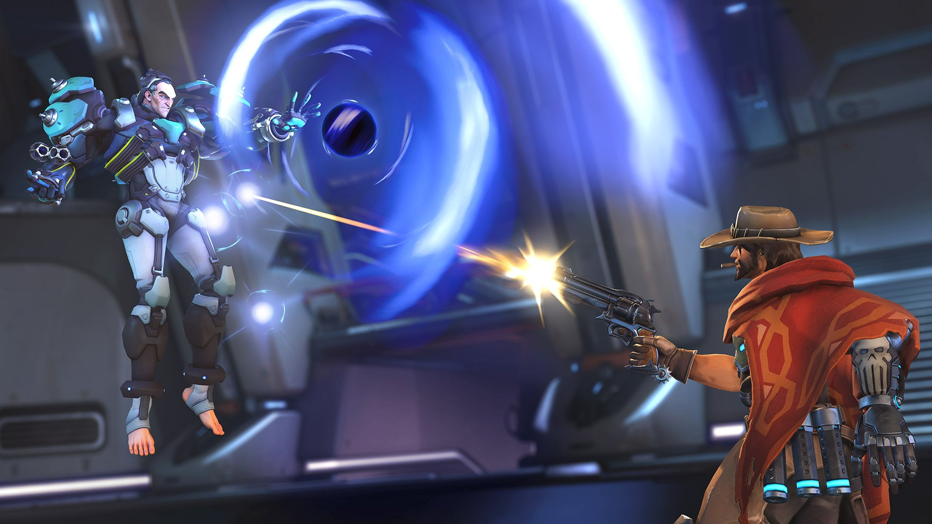 Overwatch now uses a role queue for Quick Play and Competitive screenshot