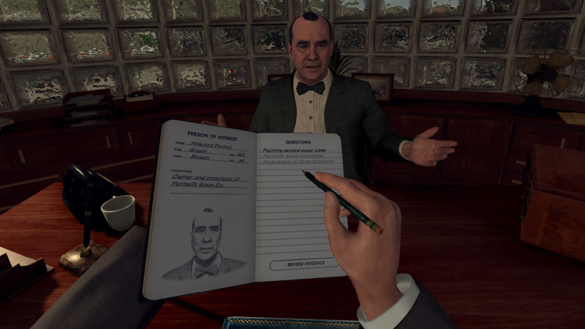 L.A. Noire is bringing its VR antics to PS4 screenshot