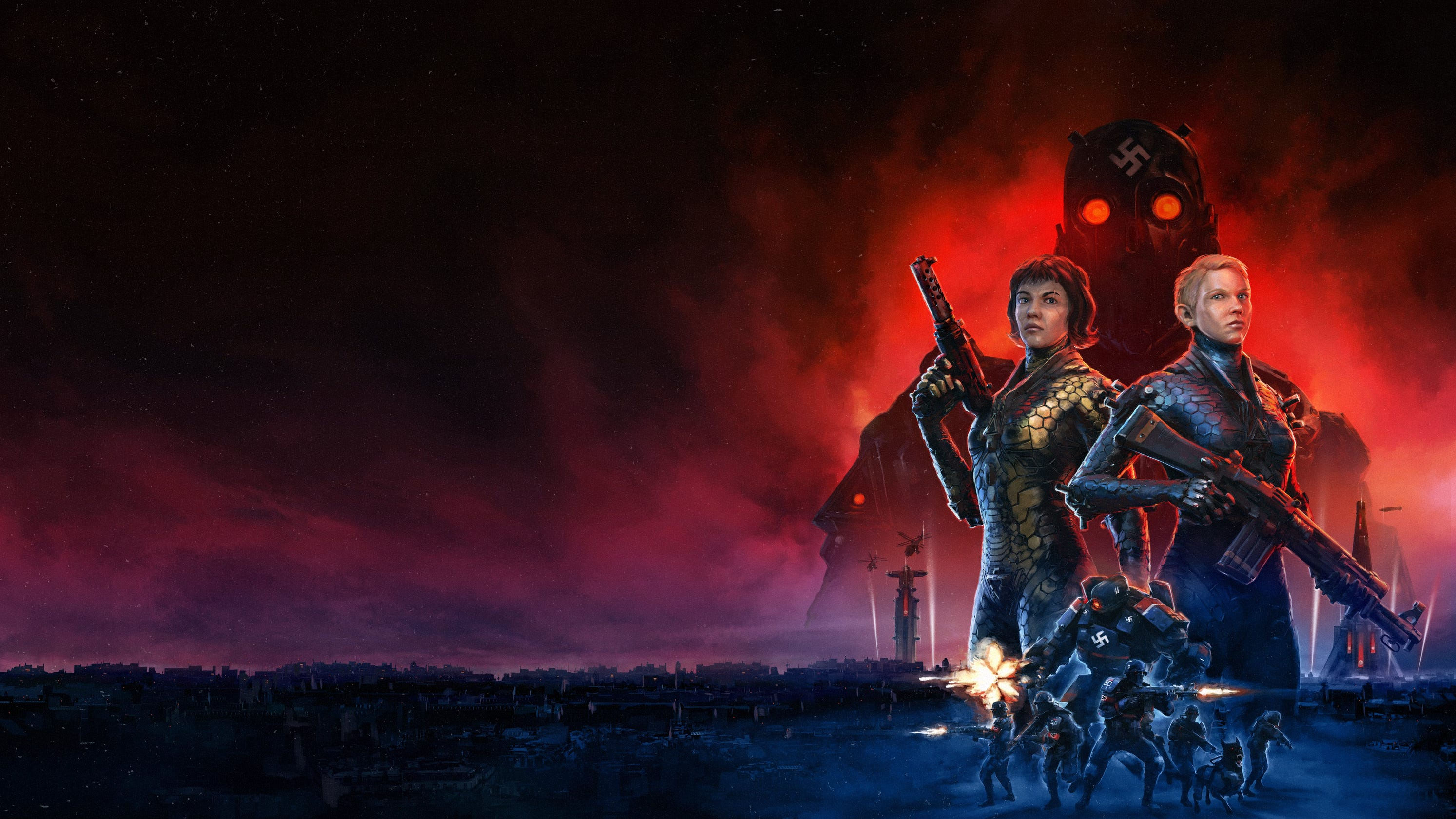 Wolfenstein: Youngblood's newest patch includes classic Bethesda bug fixes and an offline pause option screenshot