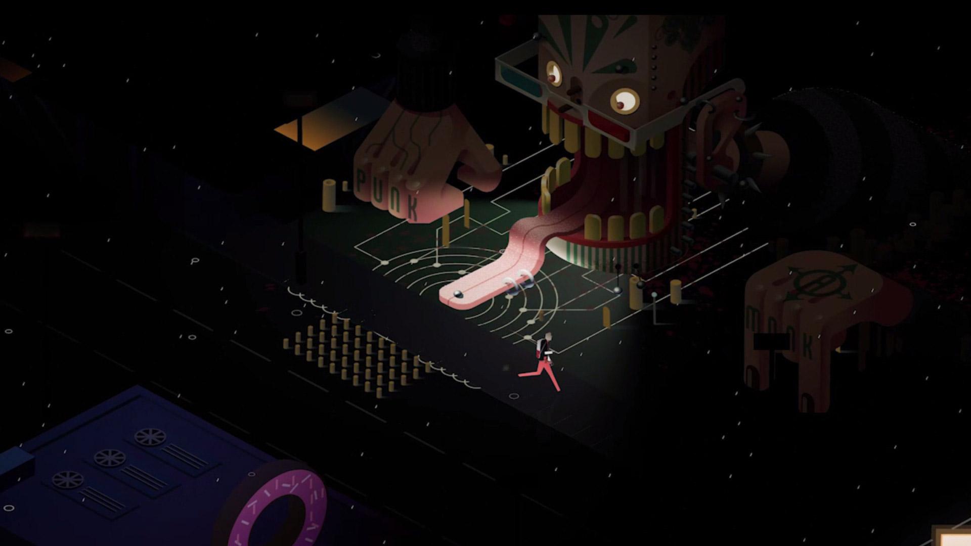 Cyberpunk survival game Atrio: The Dark Wild is one to watch screenshot