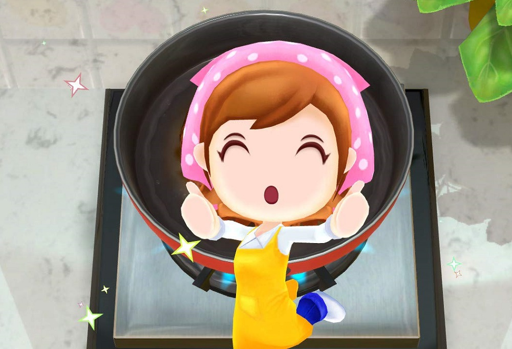 Details and screens surface for Cooking Mama: Cookstar on PS4 and Nintendo Switch screenshot