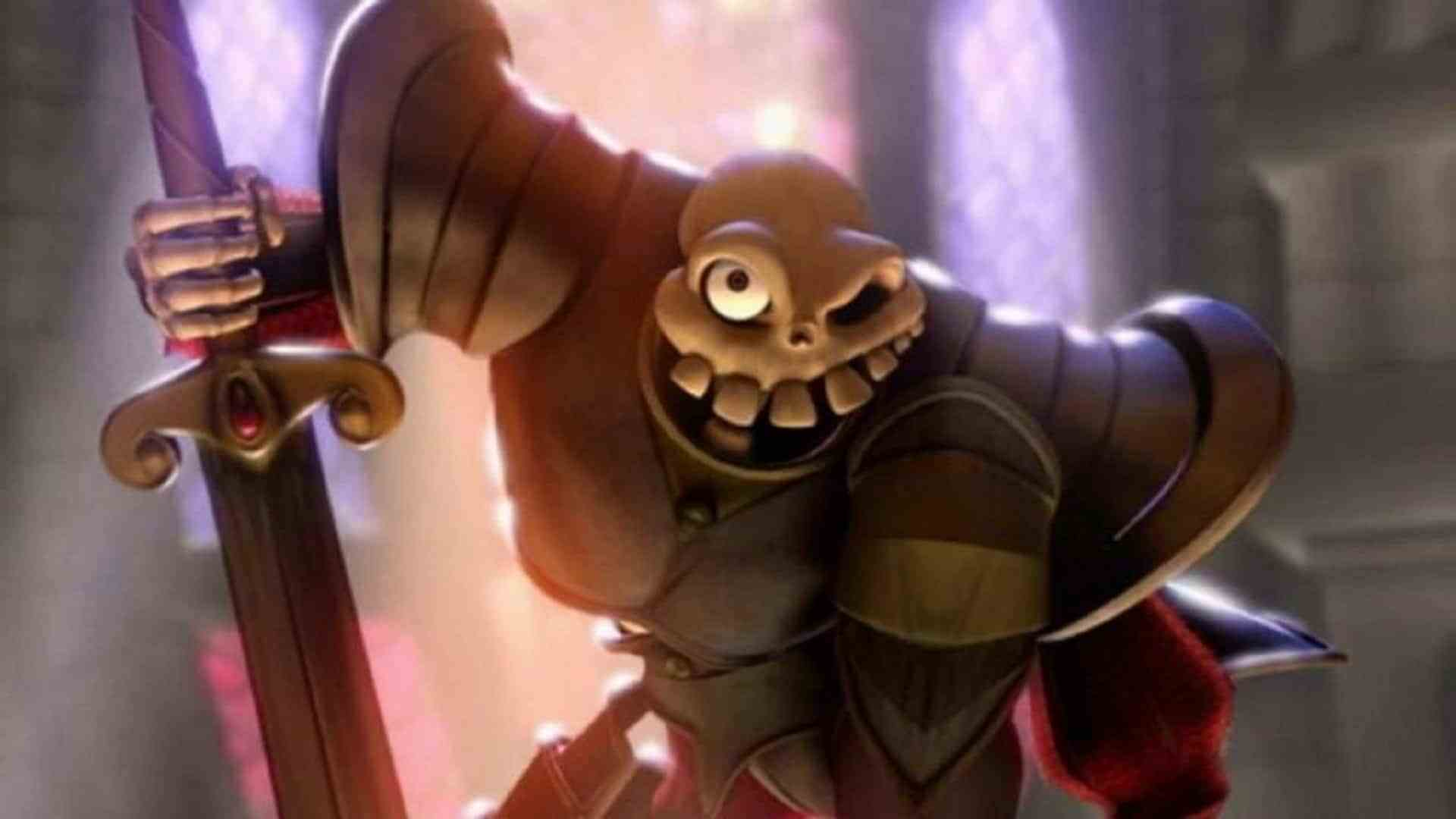 MediEvil's remake is looking much better in this new footage screenshot