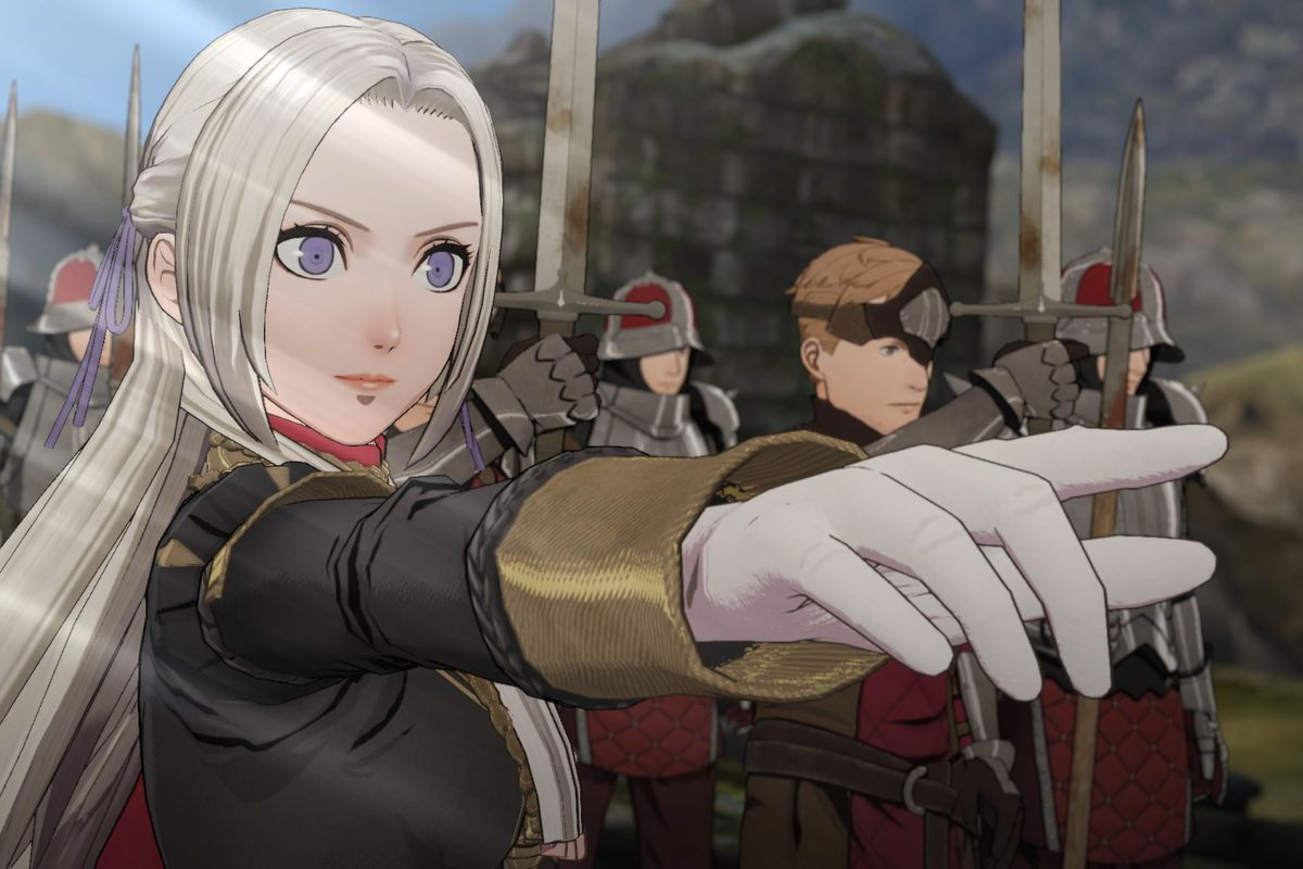 Fire Emblem: Three Houses had the best US launch in the history of the series screenshot
