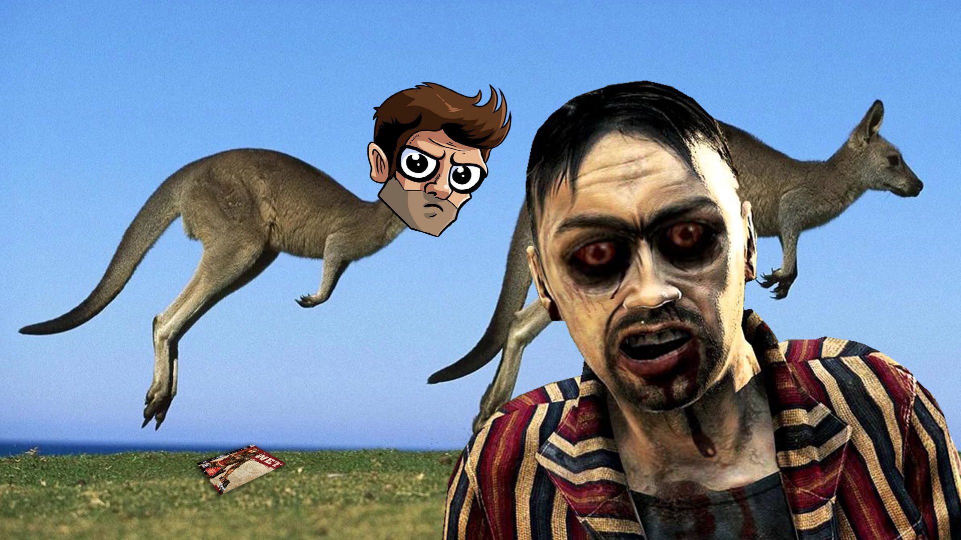 In this episode of Pregame Discharge: DayZ was banned down under for being too dank! screenshot