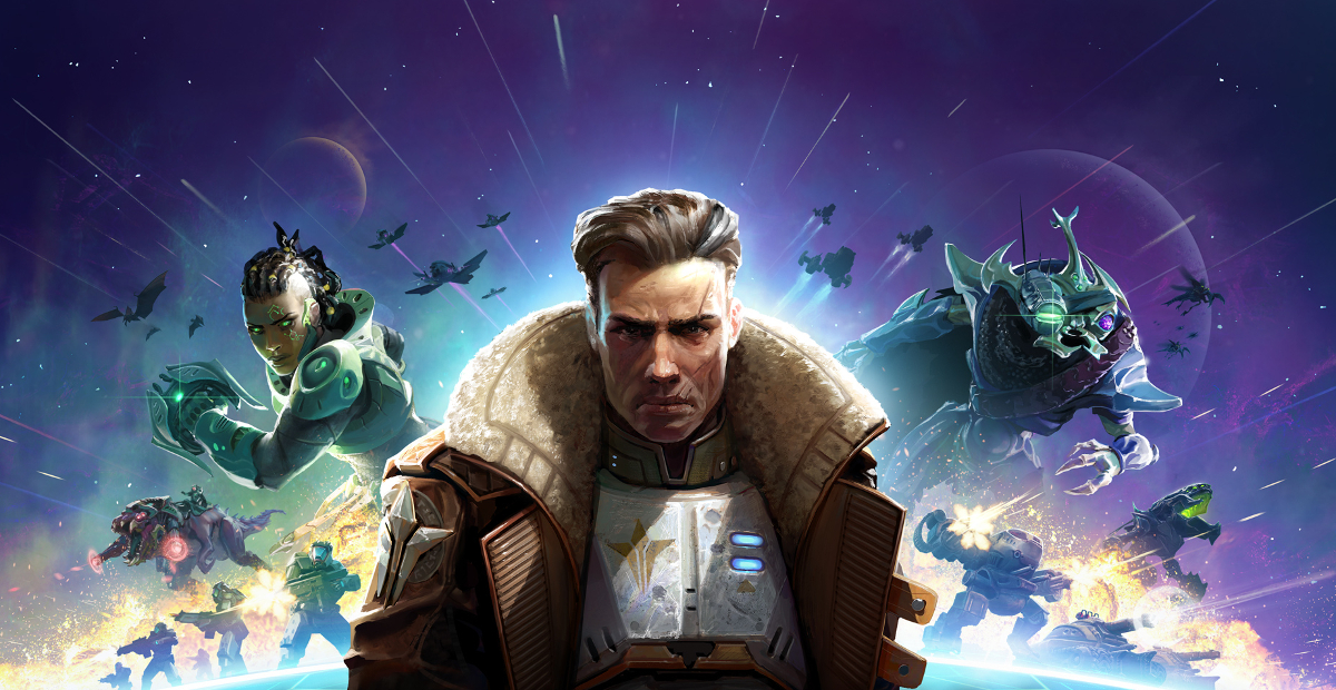 Review: Age of Wonders: Planetfall screenshot