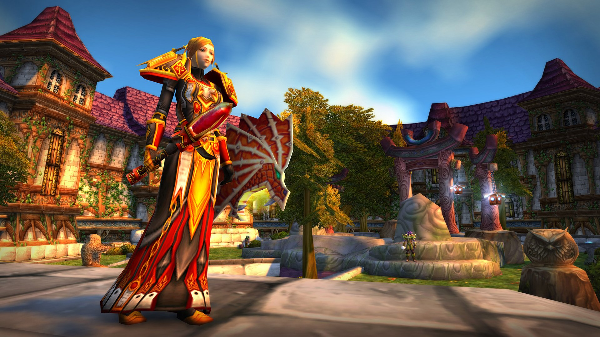 Blizzard warns that if you play on the World of Warcraft Classic Herod realm, you may have an absurd waiting/queue time