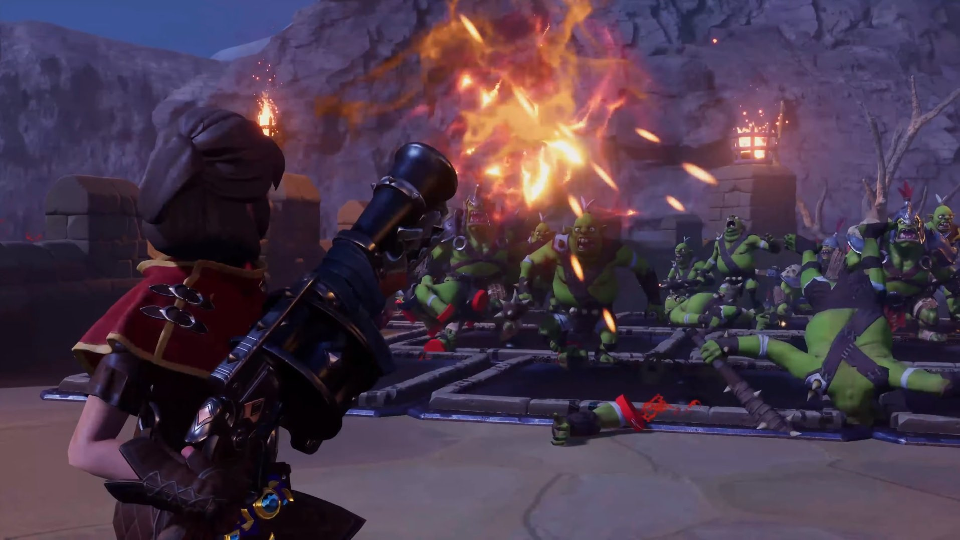 Orcs Must Die 3 will be a Stadia exclusive screenshot