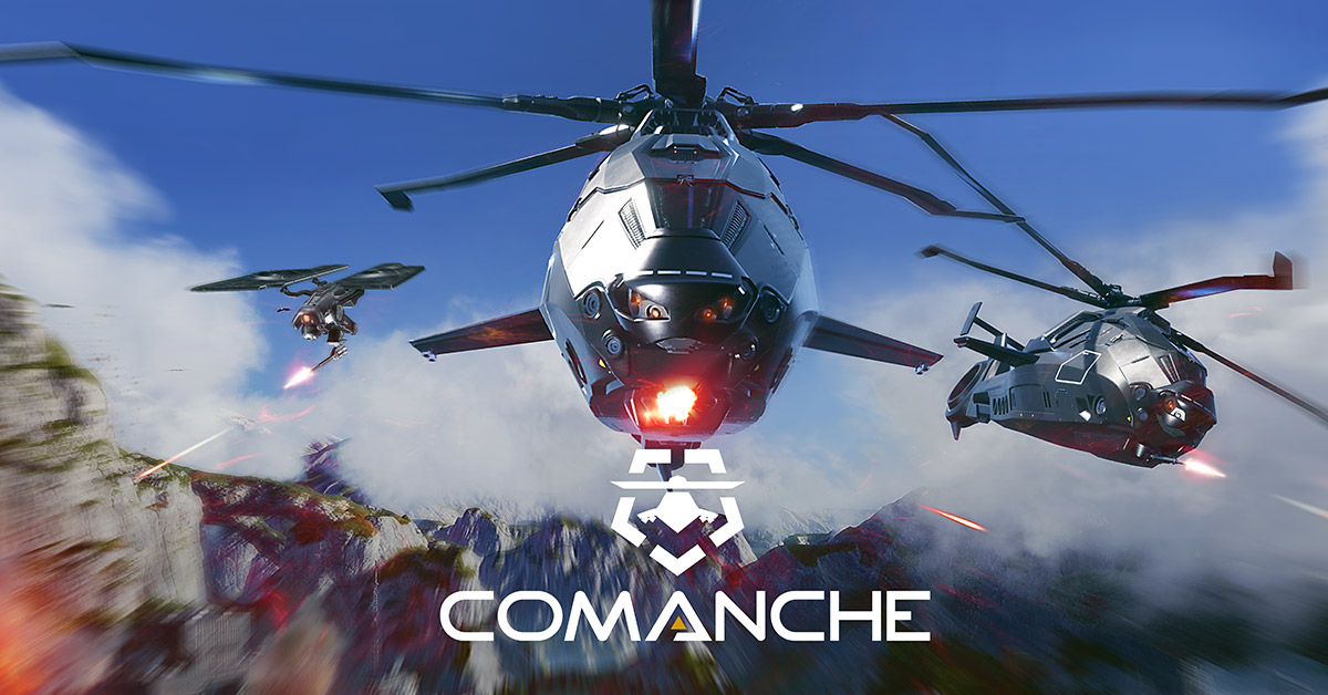 THQ Nordic is bringing back Comanche of all things screenshot