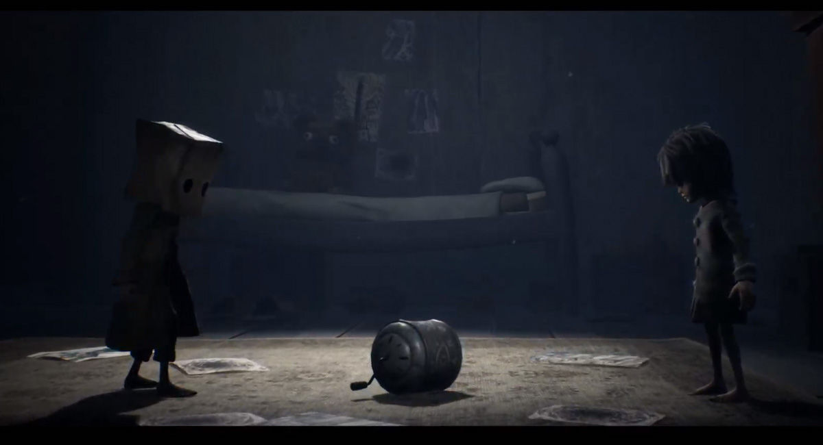 Little Nightmares II is announced at Gamescom, as the IP is the gift that keeps on giving for Bandai Namco screenshot