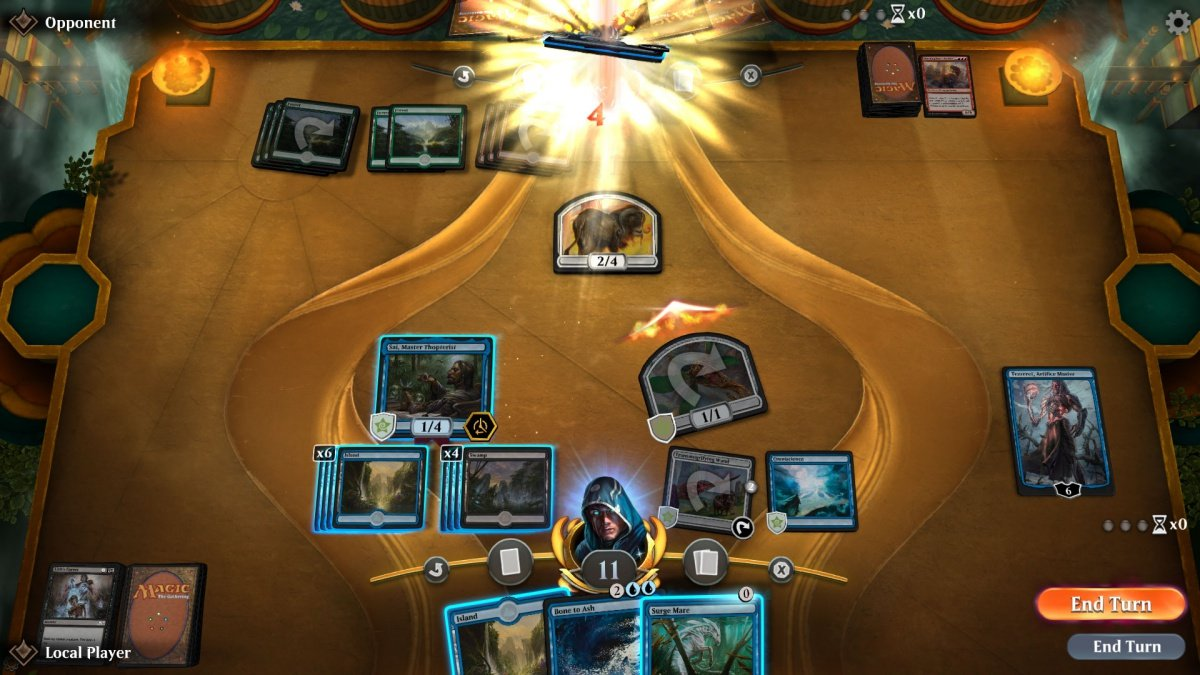 Magic: The Gathering Arena is joining the Epic Games Store this winter screenshot