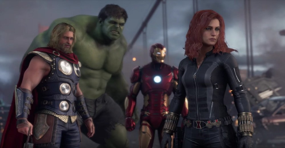 Check out almost 20 minutes of Marvel's Avengers gameplay right here screenshot
