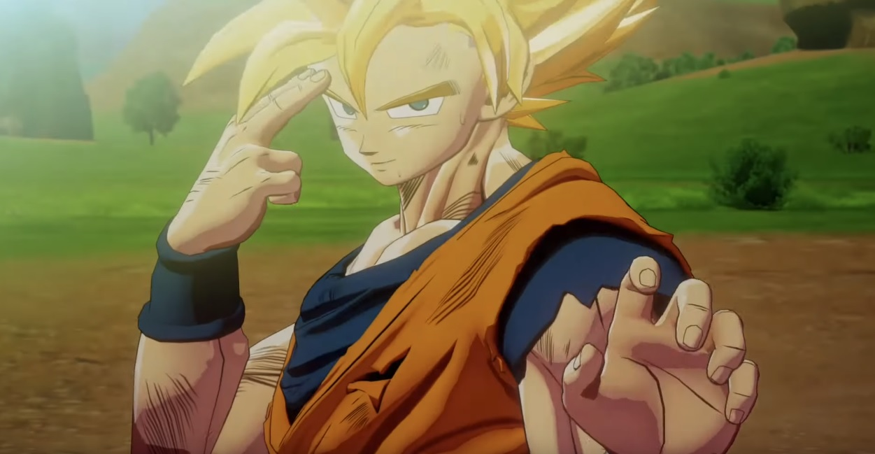 Get ready to relive the Cell Saga in Dragon Ball Z: Kakarot screenshot