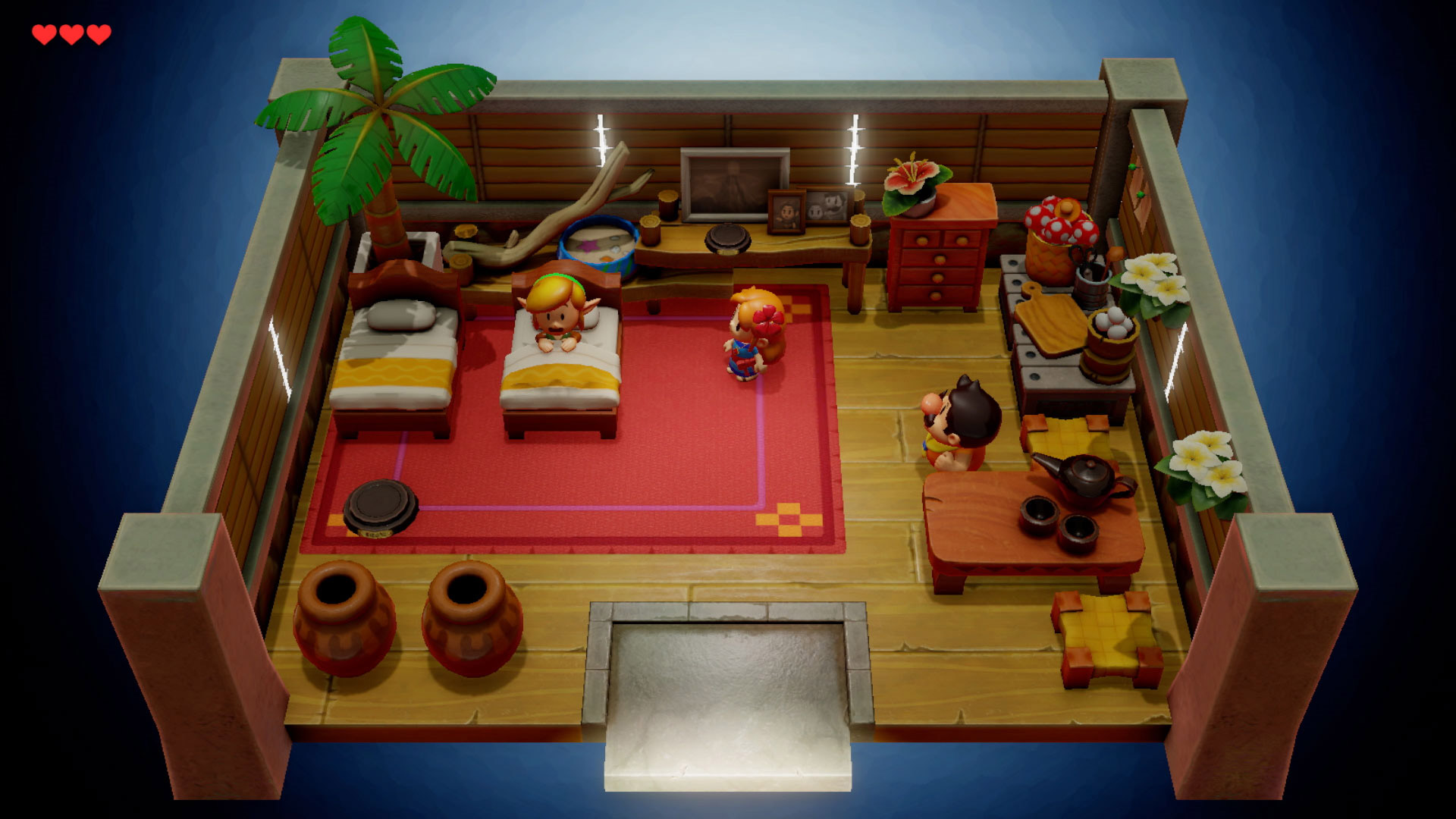 You can pre-load Zelda: Link's Awakening on Switch right now screenshot