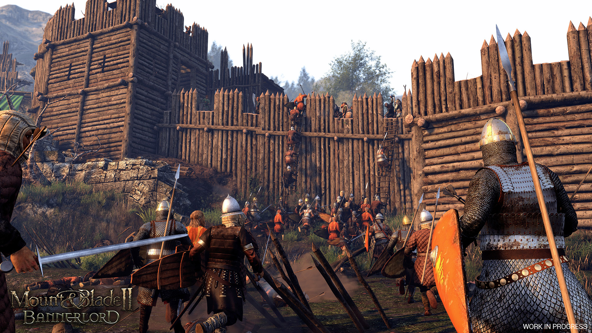 Mount & Blade II: Bannerlord has a March 2020 release in mind for Early Access screenshot