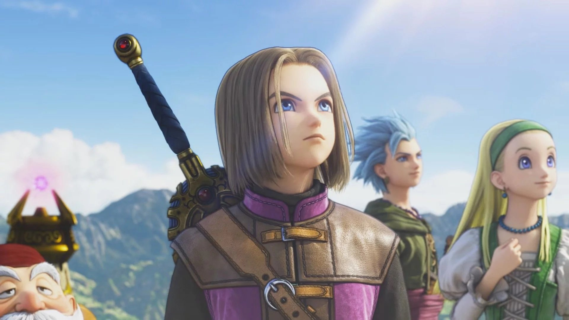 Dragon Quest XI S demo now available on the eShop screenshot