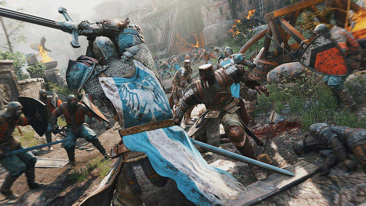 For Honor is free again