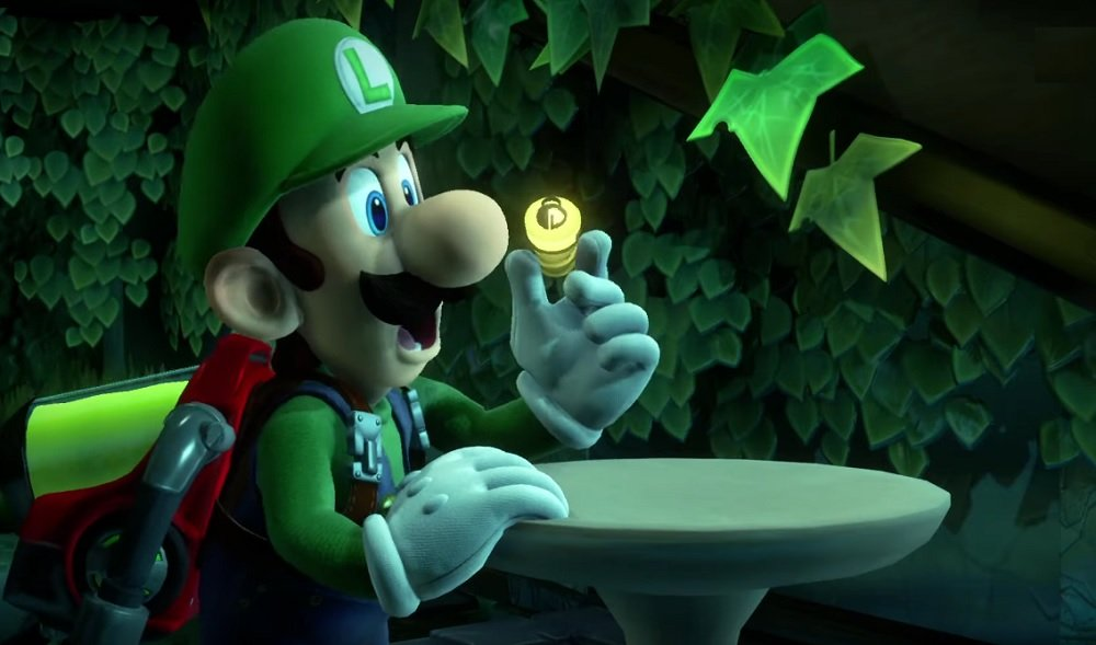 Luigi's Mansion 3 gameplay video gives us 30 minutes of spooky shenanigans screenshot
