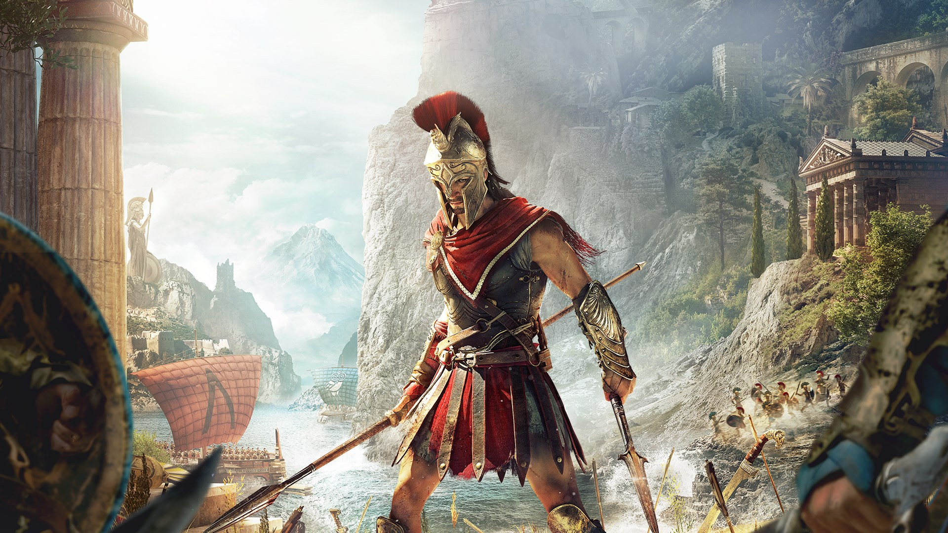 Assassin S Creed Odyssey Director Talks How The Team Pulled Off Making The Game Relevant For Nearly A Year