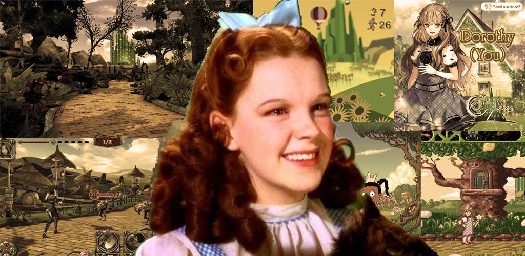 The Not-So-Wonderful Games of Oz screenshot