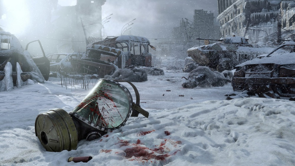 Metro 2033 movie in the works for 2022 release