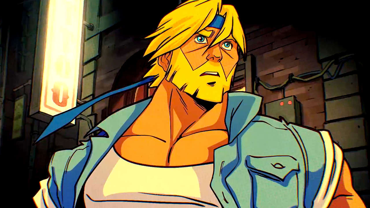 Seven minutes of Streets of Rage 4 footage isn't enough screenshot