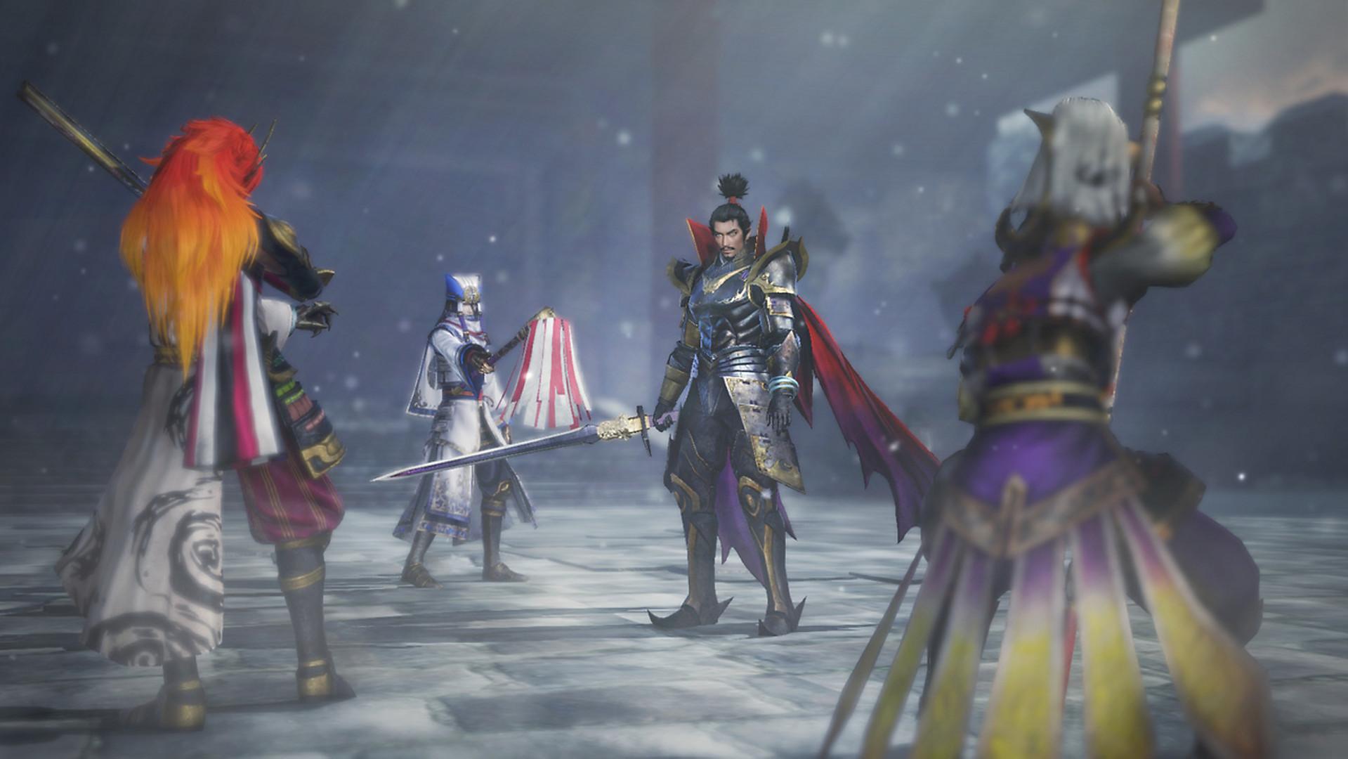 Koei Tecmo seems to be teasing Warriors Orochi 4: Ultimate screenshot